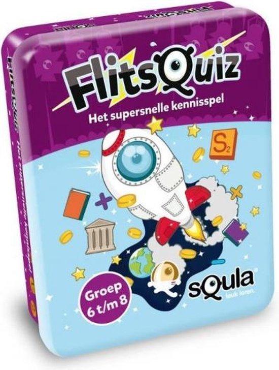 Afbeelding van het spel Squla flitsquiz groep 6/7/8