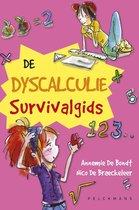 Boek cover De dyscalculie survivalgids van Nico de Braeckeleer