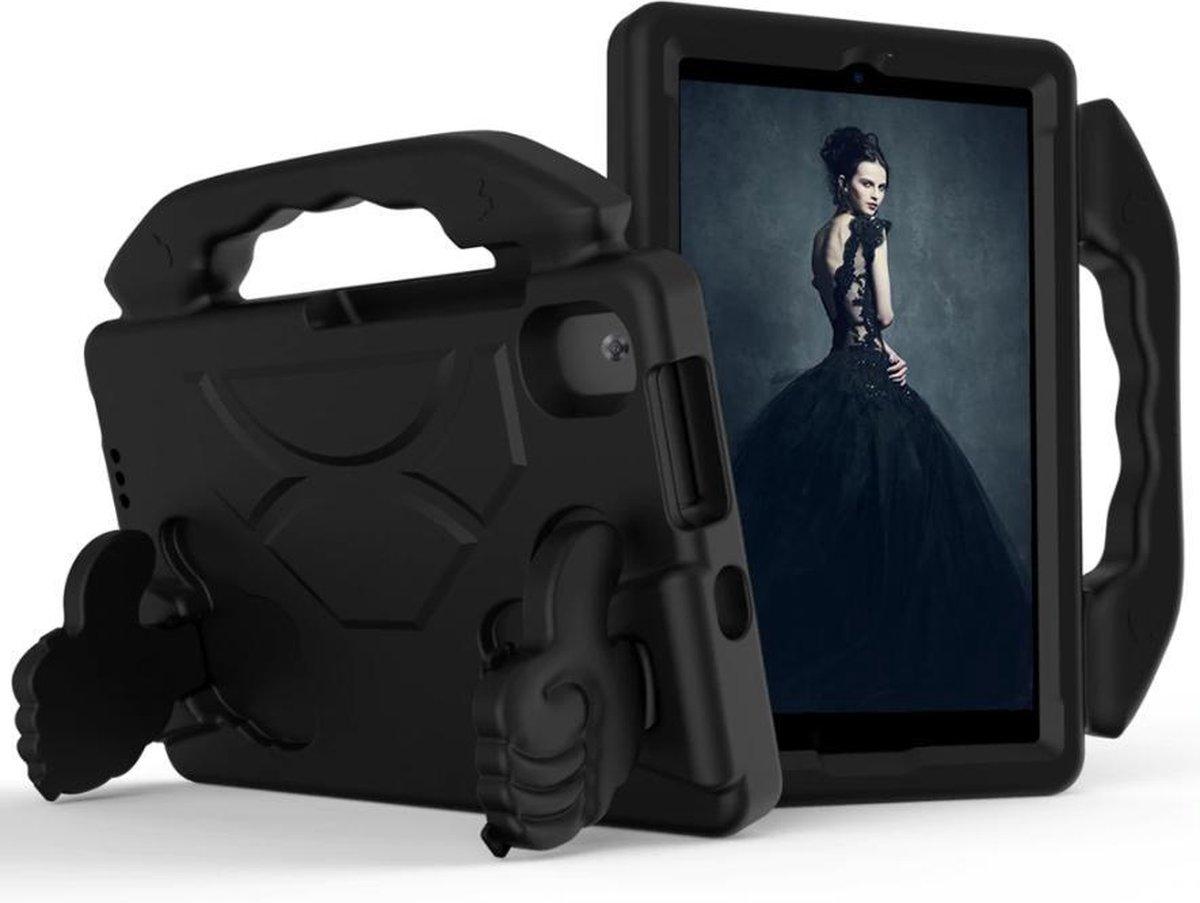Kindertablet M81 Zwart - kidstablet disney+ netflix - Tablet 8 inch - 64GB - Android 9.0 - vanaf 2 jaar - Scherp hd ips beeld - leerzame tablet voor kinderen - Wifi - Bluetooth - voor camera - sim kaart slots - kinder tablet - uitstekende batterij
