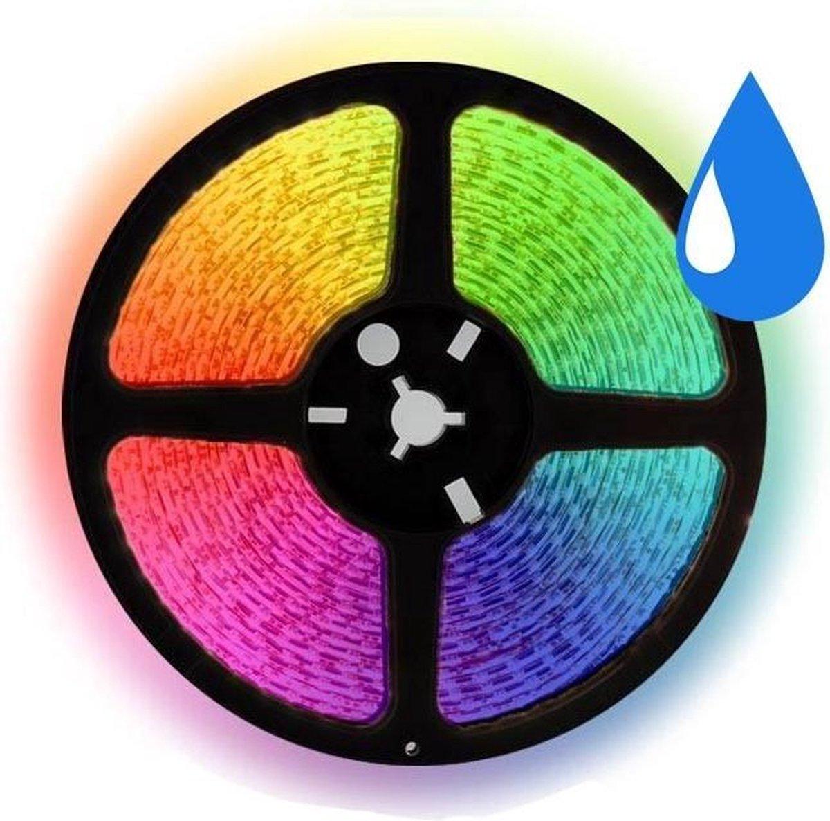 1 meter RGB led strip waterproof - IP68 - 60Leds/m - 12V