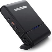 RAVPOWER 27.000 mAh 100W POWERSTATION Powerbank opladen via USB-C 80W PD EU - Zwart