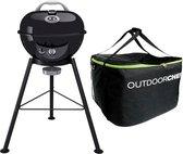 Outdoorchef Chelsea Campingset - Gasbolbarbecue + Campingtas