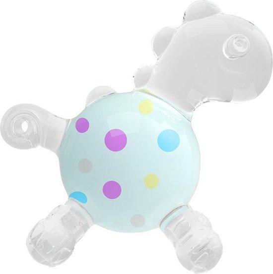 NOOKS® Baby Bijtring Blauw - Bijtspeelgoed - Baby Speelgoed - Meerdere Kleuren Beschikbaar