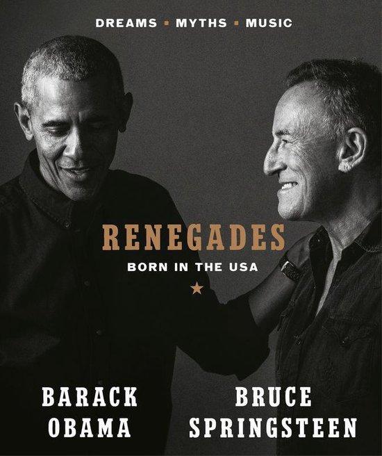 Boek cover Renegades van Barack Obama (Onbekend)