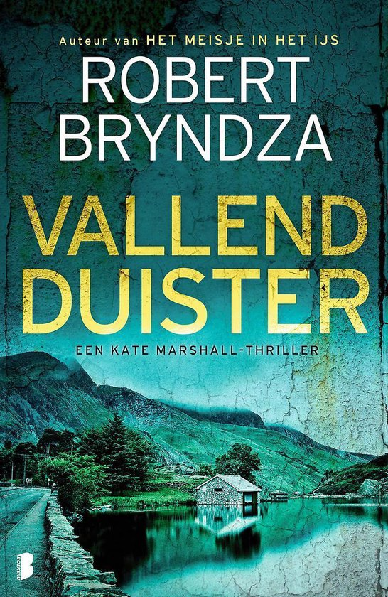 Boek cover Kate Marshall 3 -   Vallend duister van Robert Bryndza (Paperback)