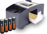 Sonni Kaartenschudmachine - Inclusief 4 Batterijen - Kaartenschudder - Schudmachine - Kaarten - Poker