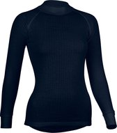 Avento Basic Thermo - Thermoshirt - Dames - Donkerblauw - Maat L