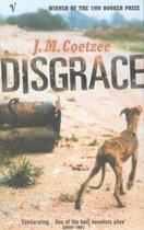 Boek cover Disgrace van J. M. Coetzee
