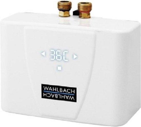 Doorstroom verwarming, Digitaal WAHLBACH ELEX 3500(niet geschikt voor de douche)