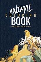 Animal Coloring Book Mandala Designs
