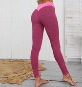 TikTok Legging - Dames - Butt lifting - TikTok broek - TikTok Yogapants