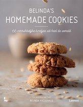 Omslag Belinda's homemade cookies