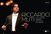 Riccardo Muti: The Complete Warner Symphonic Recordings (9CD)
