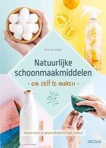 Natuurlijke schoonmaakmiddelen om zelf te maken