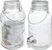 Nowi Vintage Ice Cold Drink dispenser - 4 L