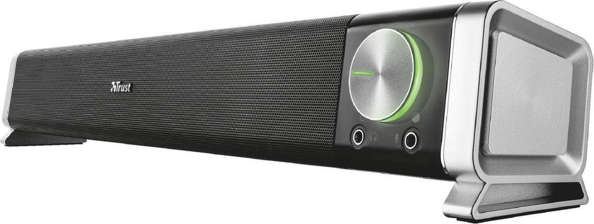 Trust Asto - Soundbar PC Speaker