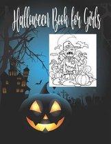 Halloween Book for Girls