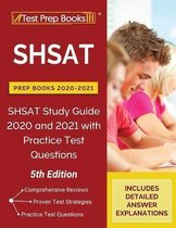 SHSAT Prep Books 2020-2021