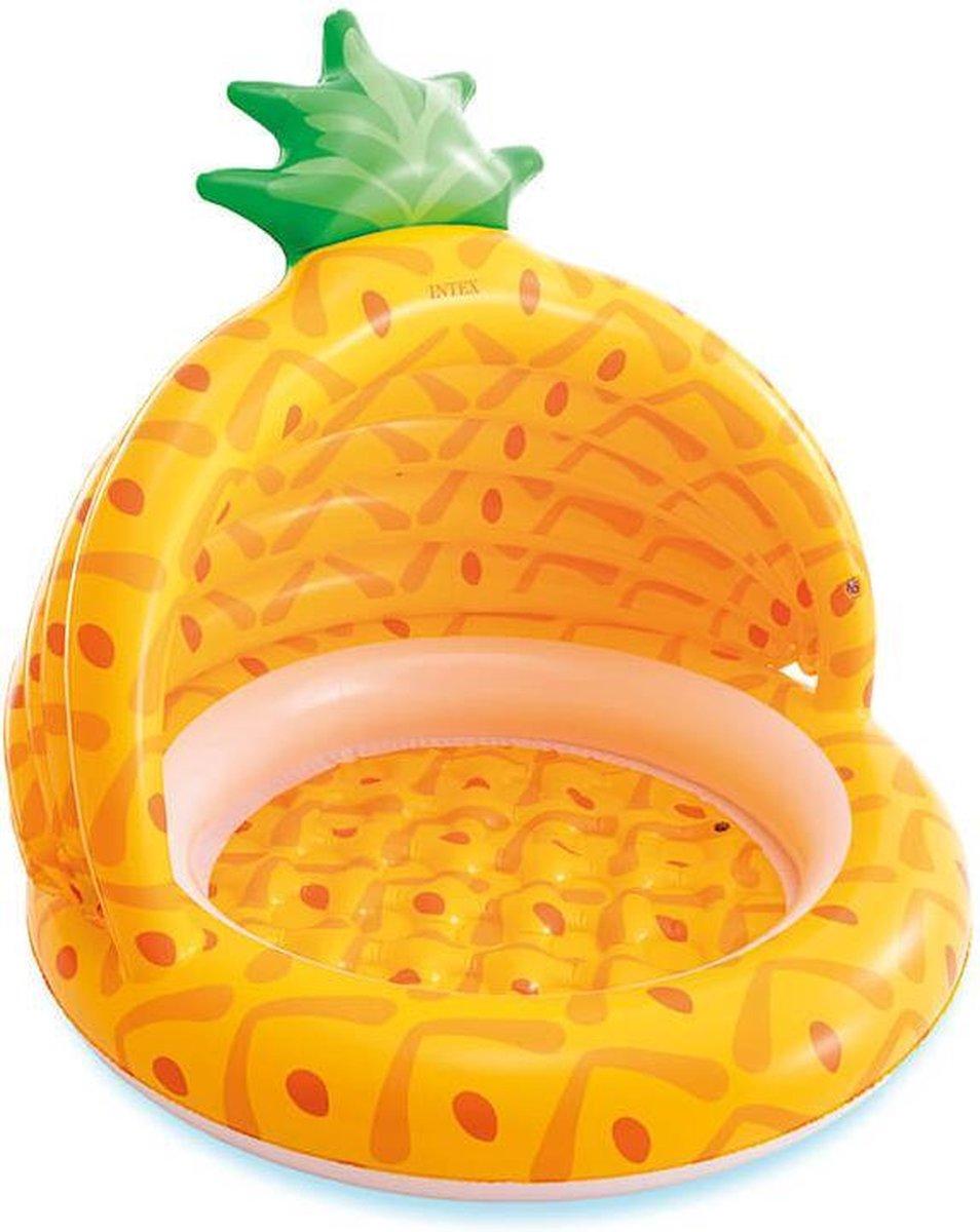 Babyzwembad Ananas