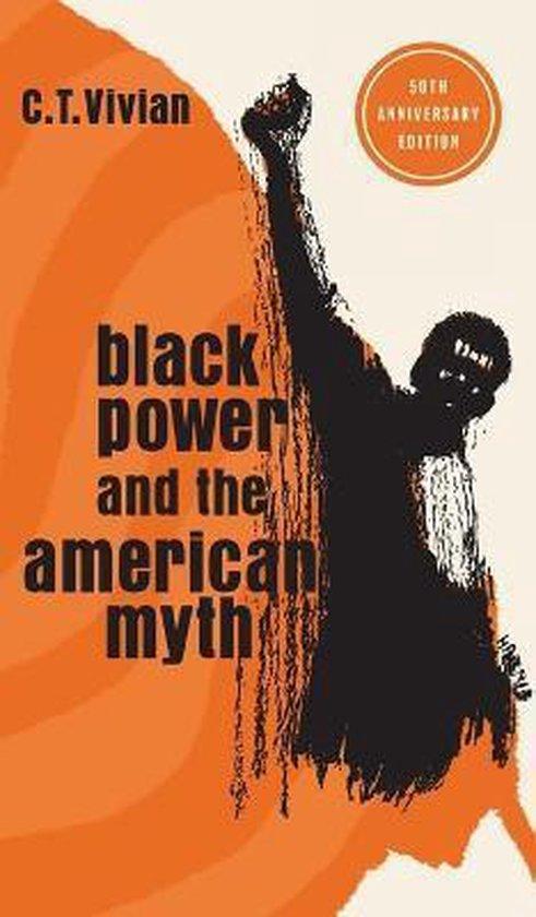 Boek cover Black Power and the American Myth van Ct Vivian (Hardcover)