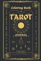 Coloring Book Tarot Journal