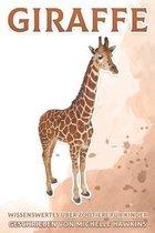 Omslag Giraffe