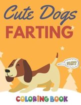 Cute Dogs Farting Coloring Book