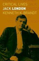 Boek cover Jack London van Kenneth K. Brandt