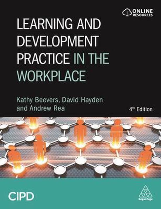 Boek cover Learning and Development Practice in the Workplace van Kathy Beevers (Hardcover)