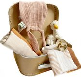 Geboortekoffer   kraamcadeau   Jollein   BIBS   Trixie   Anais   Happy Horse   speen   geboortepakket   kraft   koffer   kinderkoffer   logeerkoffer