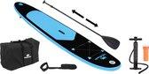 Pacific 6-delige Sup board set - 285cm - Premium Versie - Opblaasbare Paddle Board - Stevige kwaliteit - Max. 100kg
