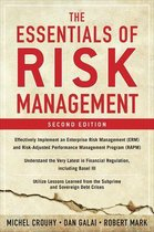 Boek cover The Essentials of Risk Management, Second Edition van Michel Crouhy (Onbekend)