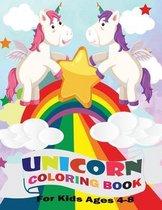Unicorn Coloring Book: Unicorn Coloring Book