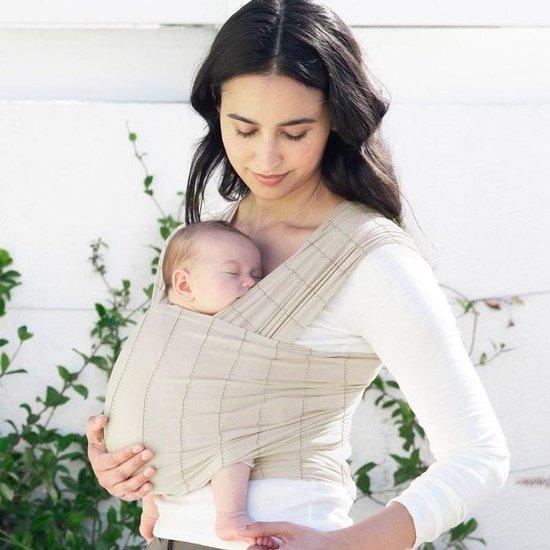 Product: Ergobaby Aura Sweet Vine baby draagdoek, van het merk Ergobaby