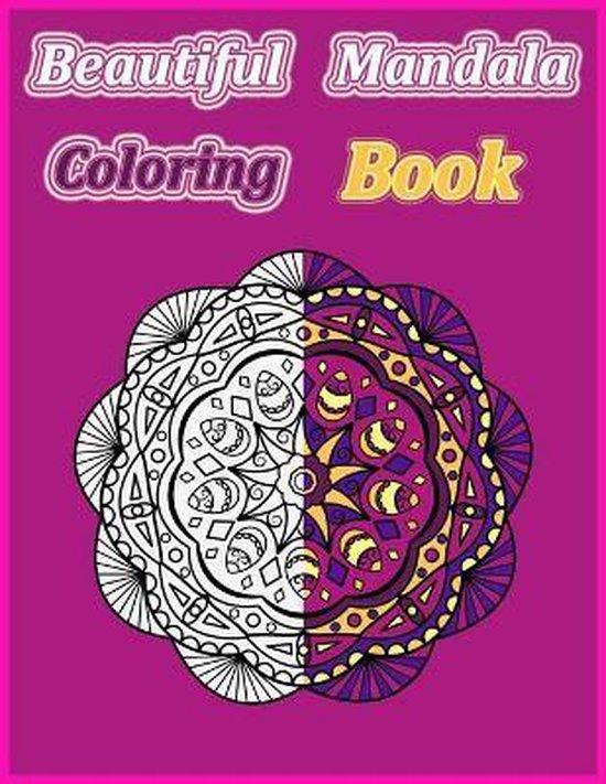 Beautiful Mandala Coloring Book