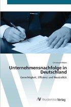 Unternehmensnachfolge in Deutschland