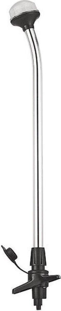 Wit poollicht / toplicht 61cm incl. voet