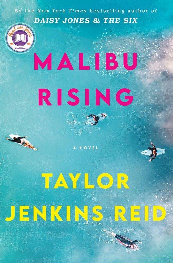 Boek cover Malibu Rising van Taylor Jenkins Reid (Onbekend)