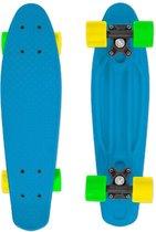 Street Surfing Fizz Skateboard Blue