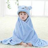 Baby Badjas Konijn - Babyhanddoek - Fleece - one size