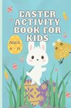 Easter Activity Book for Kids Ages 4 - 8