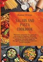 Salads and Pasta Cookbook