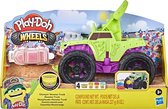Play-Doh Wheels Monstertruck - Klei Speelset