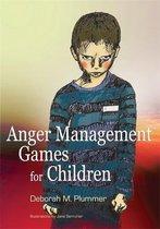 Omslag Anger Management Games for Children