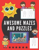 Awesome Mazes and Puzzles