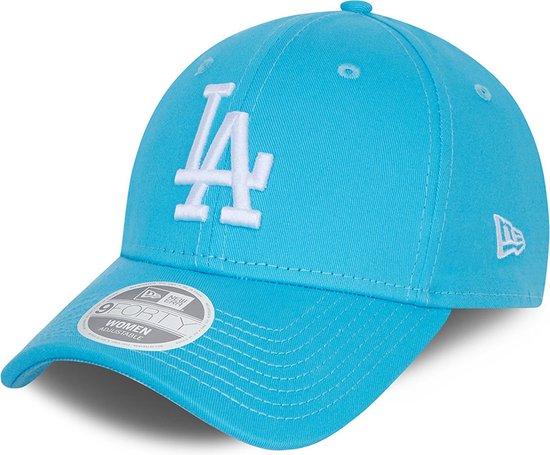 New Era 9Forty League Essential LA Dodgers  Sportcap - Maat One size  - Vrouwen - blauw/wit