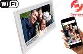"Denver PFF-1160 White - 11.6"" Full HD - digitale fotolijst - fotokader - FRAMEO software - Wit"