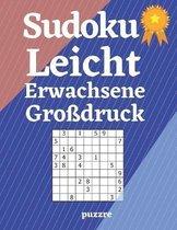 Sudoku Leicht Erwachsene Grossdruck