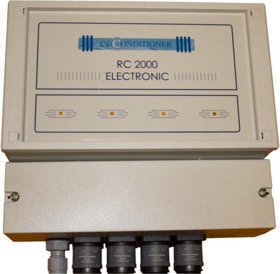 Calconditioner RC2000 professionele waterontharder voor horeca en industrie