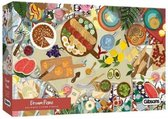 puzzel Gibsons Dream Picnic (636)